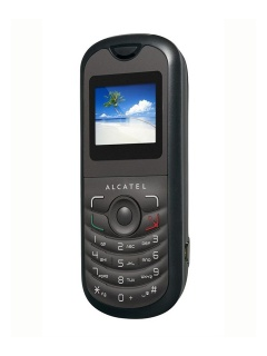 Mobile phone Alcatel OT 103. Photo 1