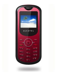 Mobile phone Alcatel OT 106. Photo 1