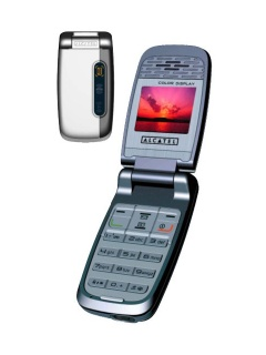 Mobile phone Alcatel OT 256. Photo 1