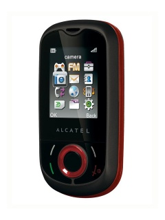 Mobile phone Alcatel OT 383. Photo 1