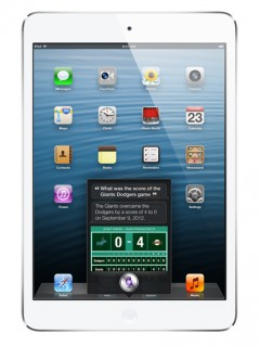 Mobile phone Apple iPad mini (Wi-Fi+4G) 64 Gb. Photo 1