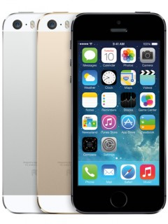 Mobile phone Apple iPhone 5S 64GB. Photo 1