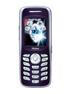 Mobile phone Haier V280. Photo 1