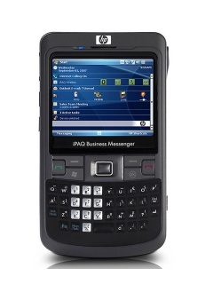 Mobile phone HP iPAQ 910c. Photo 1