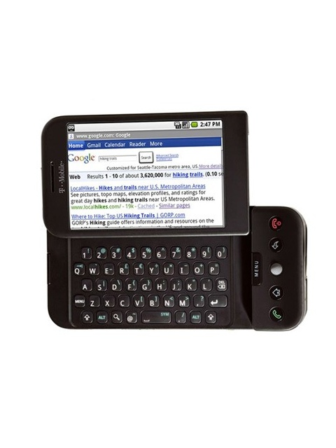 HTC Dream (T-Mobile G1)