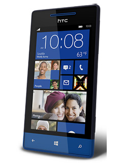 Mobile phone HTC Windows Phone 8S. Photo 1