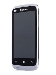 Mobile phone Lenovo A308T. Photo 1