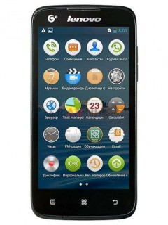 Mobile phone Lenovo A378t. Photo 1
