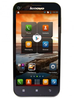 Mobile phone Lenovo A678T. Photo 1