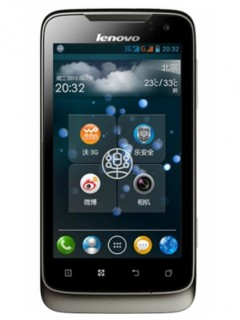 Mobile phone Lenovo A789. Photo 1