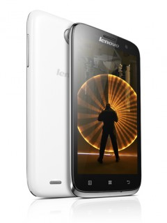 Mobile phone Lenovo A859. Photo 1
