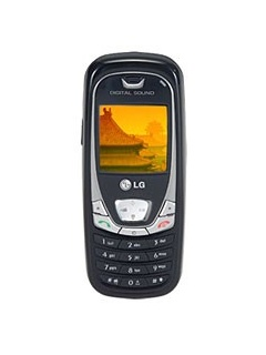 Mobile phone LG B2070. Photo 1