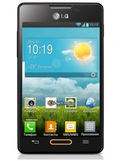 Mobile phone LG E440 Optimus L4 II. Photo 1