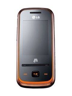 Mobile phone LG GM310. Photo 1