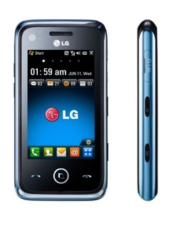 Mobile phone LG GM730. Photo 1