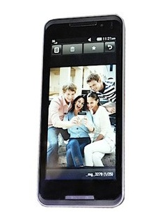 Mobile phone LG GW990. Photo 1