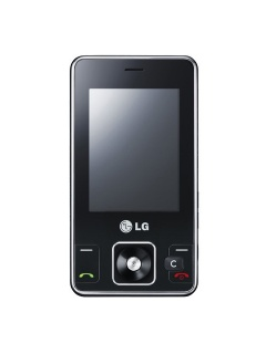 Mobile phone LG KC550. Photo 1