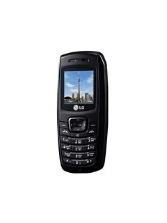 Mobile phone LG KG110. Photo 1