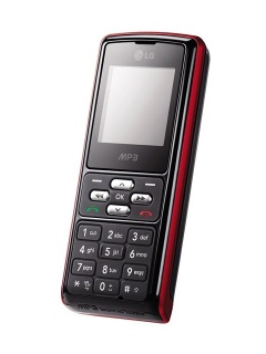 Mobile phone LG KP110. Photo 1