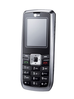 Mobile phone LG KP199. Photo 1