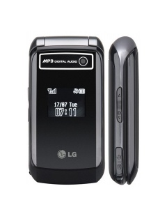 Mobile phone LG KP215. Photo 1