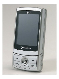 Mobile phone LG KU950. Photo 1
