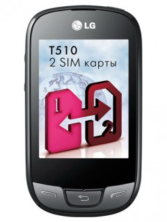 Mobile phone LG T510. Photo 1
