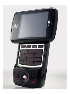 Mobile phone LG U960. Photo 1