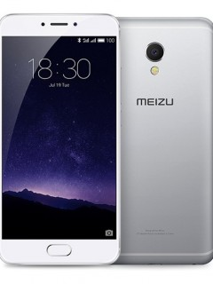 Mobile phone Meizu MX6. Photo 1