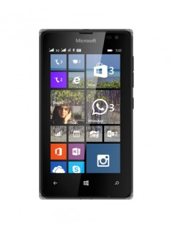 Mobile phone Microsoft Lumia 532 Dual SIM. Photo 1