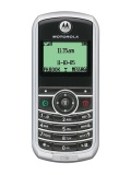 Mobile phone Motorola C118. Photo 2