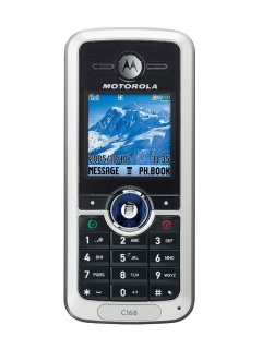 Mobile phone Motorola C168. Photo 1