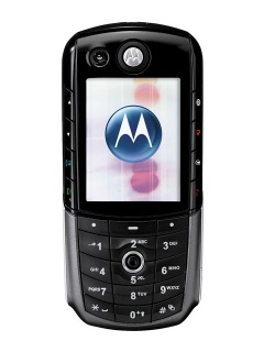 Mobile phone Motorola E1000. Photo 1