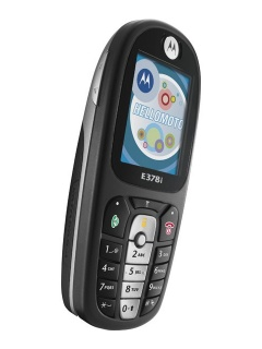 Mobile phone Motorola E378i. Photo 1