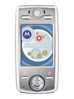 Mobile phone Motorola E680. Photo 1