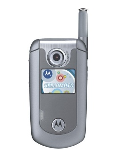 Mobile phone Motorola E815. Photo 1