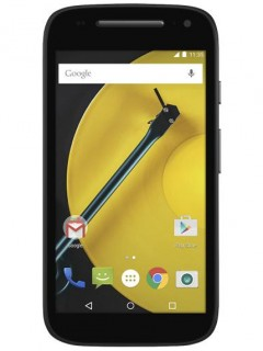 Mobile phone Motorola Moto E (2015). Photo 1