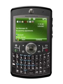 Mobile phone Motorola Q q9. Photo 1