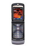 Mobile phone Motorola RAZR V3i. Photo 9