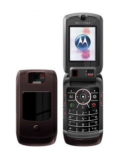 Mobile phone Motorola RAZR V3x. Photo 1