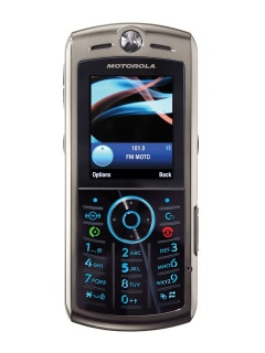 Mobile phone Motorola SLVR L9. Photo 1