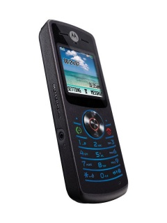 Mobile phone Motorola W180. Photo 1