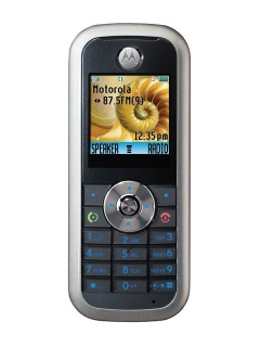 Mobile phone Motorola W213. Photo 1