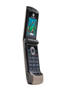 Mobile phone Motorola W380. Photo 1