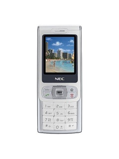 Mobile phone NEC E121. Photo 1
