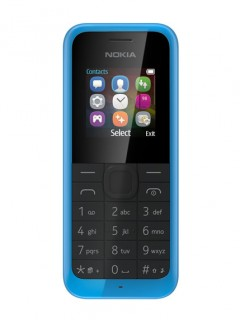 Mobile phone Nokia 105 Dual SIM (2015). Photo 1