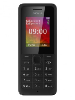 Mobile phone Nokia 107 Dual SIM. Photo 1