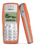 Mobile phone Nokia 1100. Photo 3