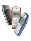 Mobile phone Nokia 1100. Photo 4