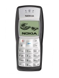Mobile phone Nokia 1100. Photo 5